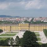 El Palacio Schonbrunn, en Viena