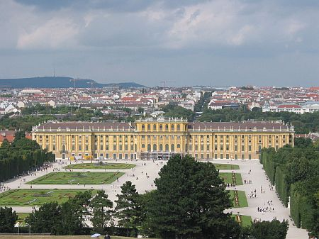 Palacio de Schonbrunn