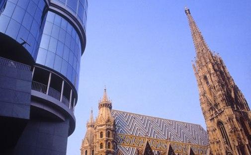 Pasear por la Stephansplatz