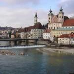 Steyr, la ciudad romántica