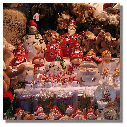Mercados de Navidad en Austria