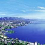 Bregenz, a orillas del lago Constanza