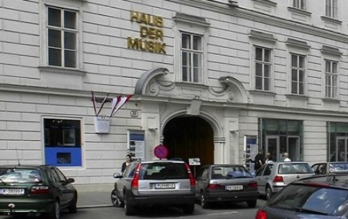 CAsa de la Musica en Viena