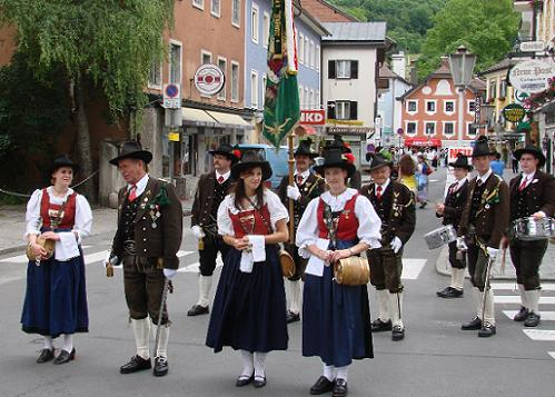 Festejar en Austria