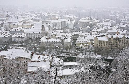 Austria en Invierno