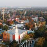Parque Prater, juegos y atracciones en Viena