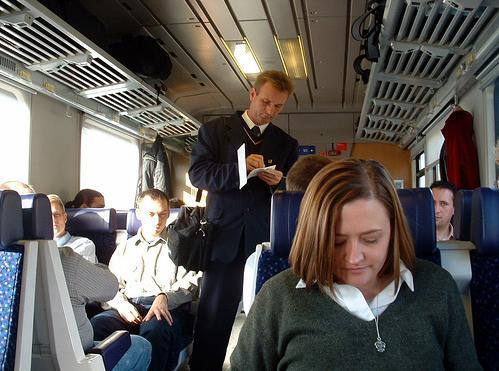 En tren por Austria