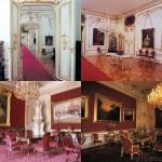 Los aposentos imperiales del Palacio Hofburg