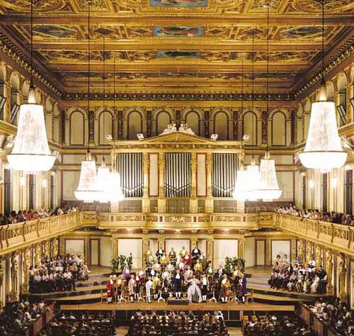 Musica y conciertos en Austria