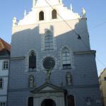 La iglesia Franziskanerkirche de Viena