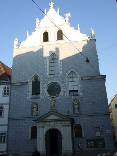 iglesia Franziskanerkirche