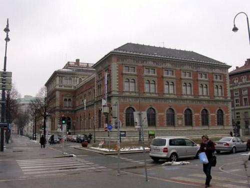 Pasear por Viena, MAK o museo de artes aplicadas