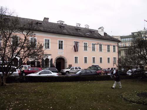 tanzmeisterhaus in salzburg
