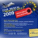 Viena, ciudad para un tour musical
