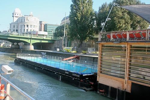 Canal de Danubio
