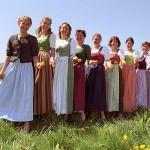 Trajes tradicionales en Austria