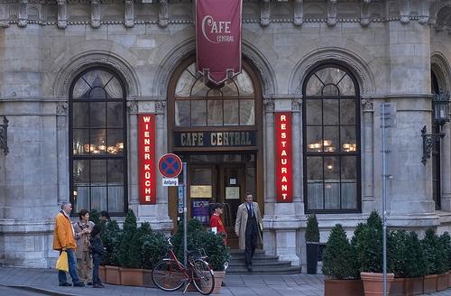 Cafe en Viena