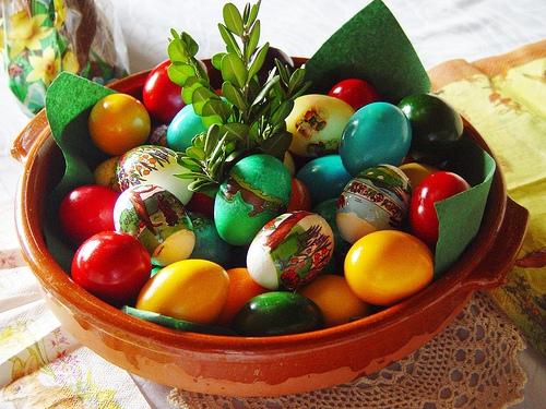 Pascua en Austria