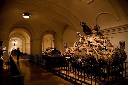 Visita A La Cripta Imperial De Viena