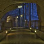 Los túneles del Schlossberg en Graz