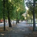 El Augarten, histórico parque de Viena