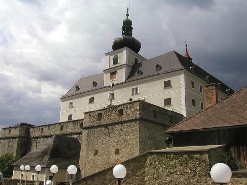 Castillo Forchtenstein