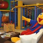 Kinderhoteles, los niños son protagonistas