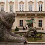 Visitando castillos y palacios en Austria
