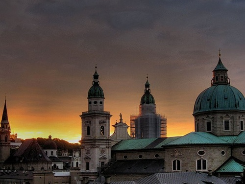 Catedral Salzburgo