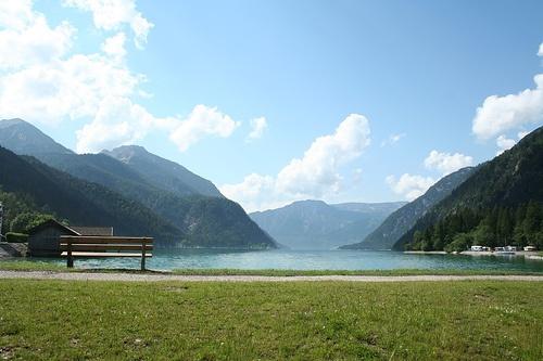 Lago Anchensee desde Achenkirch
