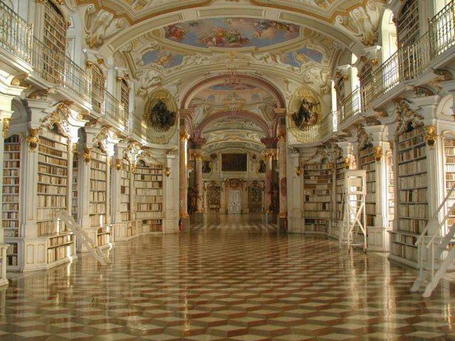 bibliothekadmont gesamt