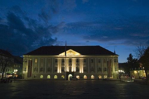 Ayuntamiento Klagenfurt