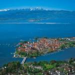 Los alrededores del Lago Constanza
