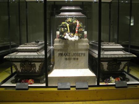 Cripta imperial de Viena, Austria