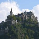 El Castillo de Hochosterwitz, castillo de cuento