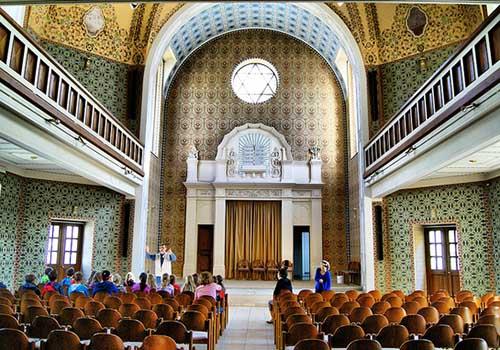 Antigua sinagoga de St Polten