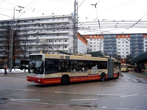 Autobus en Salzburgo