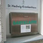 Los Babyklappe, una curiosidad austríaca