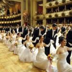Temporada de bailes de salón 2013 en Viena