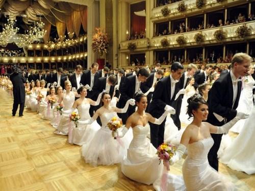 Bailes de Salon en Viena