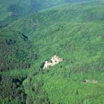 El castillo Kaja, fortaleza en el Parque Nacional de Thayatal