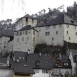 El castillo de Schattenburg, símbolo de Feldkirch