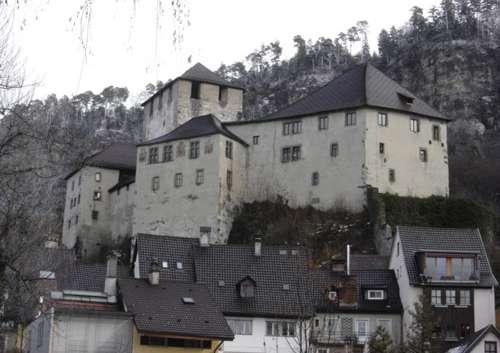 Castillo de Schattenburg