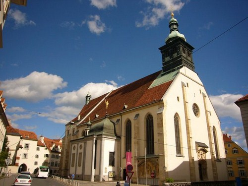 Catedral de Graz