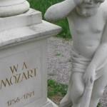 El cementerio St. Marx y los restos de Mozart