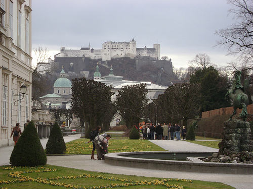 Centro Historico de Salzburgo