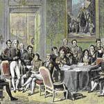 Congreso de Viena, inicio de la Restauración del Antiguo Régimen
