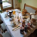 El desayuno típico en Austria