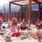 El Tirol, tierra de niños