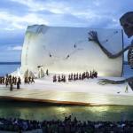 Los sorprendentes escenarios del Festival de Bregenz